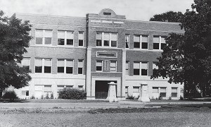 Silverton High School, 1929